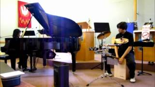 Arca & Arca Play Pia no Jac's Suite Quote Unquote (組曲『 』), Calgary, AB