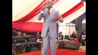 Pastor Mlambo - Let my people go part 1