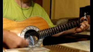 Ovation Balladeer mod1561 super shallow bowl cutaway demo