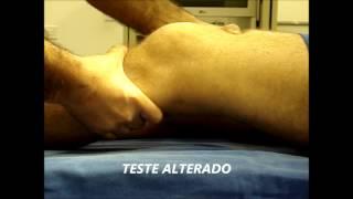 Teste de Lachman, Monitoria de Ortopedia, Universidade Positivo
