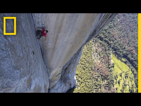"Exclusive: A Conversation with Alex Honnold and Co-Directors of ""Free Solo"" 