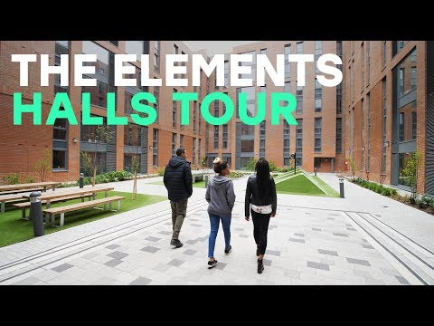 Take A Look Around The Elements At Sheffield Hallam University