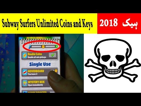 Subway Surfers Unlimited Coins And Keys Apk Free Download For Android 2018
