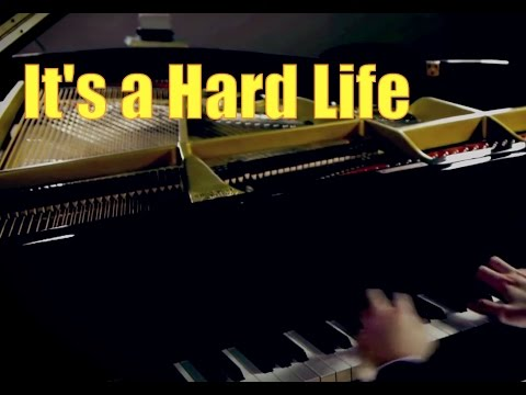 Queen - It&39;s a Hard Life -  Piano Cover play by Ear by Fabrizio Spaggiari