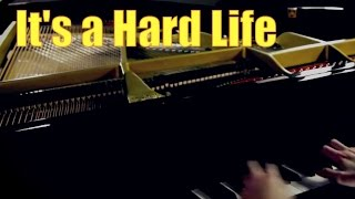 Queen - It's a Hard Life - HD Piano Cover play by Ear by Fabrizio Spaggiari