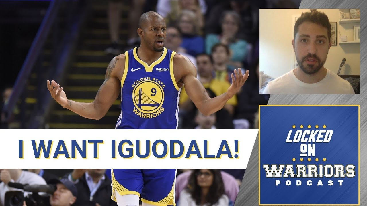 Why Andre Iguodala's reunion with Warriors is about more than ...
