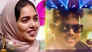 Yuvan Wife's Reaction to Yuvan Shankar Raja AV | Galatta Debut Awards 2018