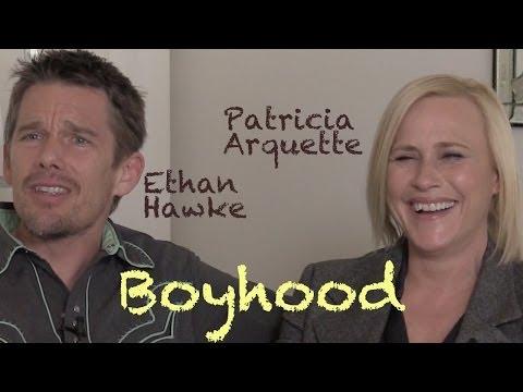 DP/30: Boyhood, Ethan Hawke, Patricia Arquette