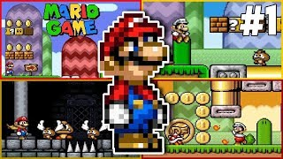 Mario Game! \\ Super Mario World Rom Hack [EP1]