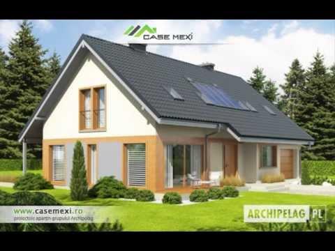 Modele case cu mansarda youtube for Arhitectura case cu mansarda