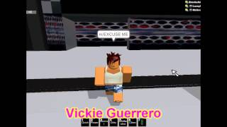 DRW (Divas Roblox Wrestling) Episode 1 part 2 Season 2