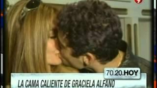 La cama caliente de Graciela Alfano