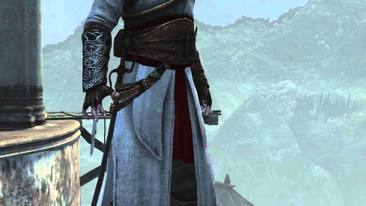 Assassin S Creed Revelations Altair Skin Preorder Promo Youtube