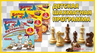 Учимся играть в шахматы! Программа