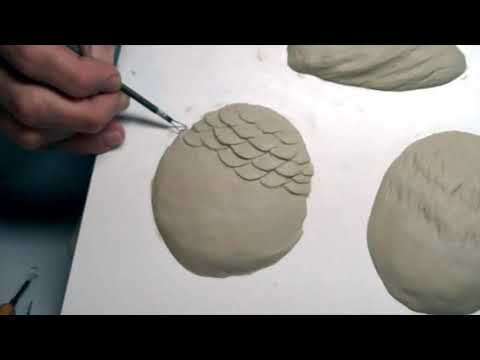 Learn Sculpture - Sculpting Textures