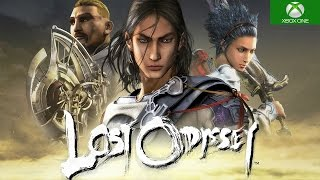 Lost Odyssey Xbox One S Backwards Compatible Gameplay HD 1080P