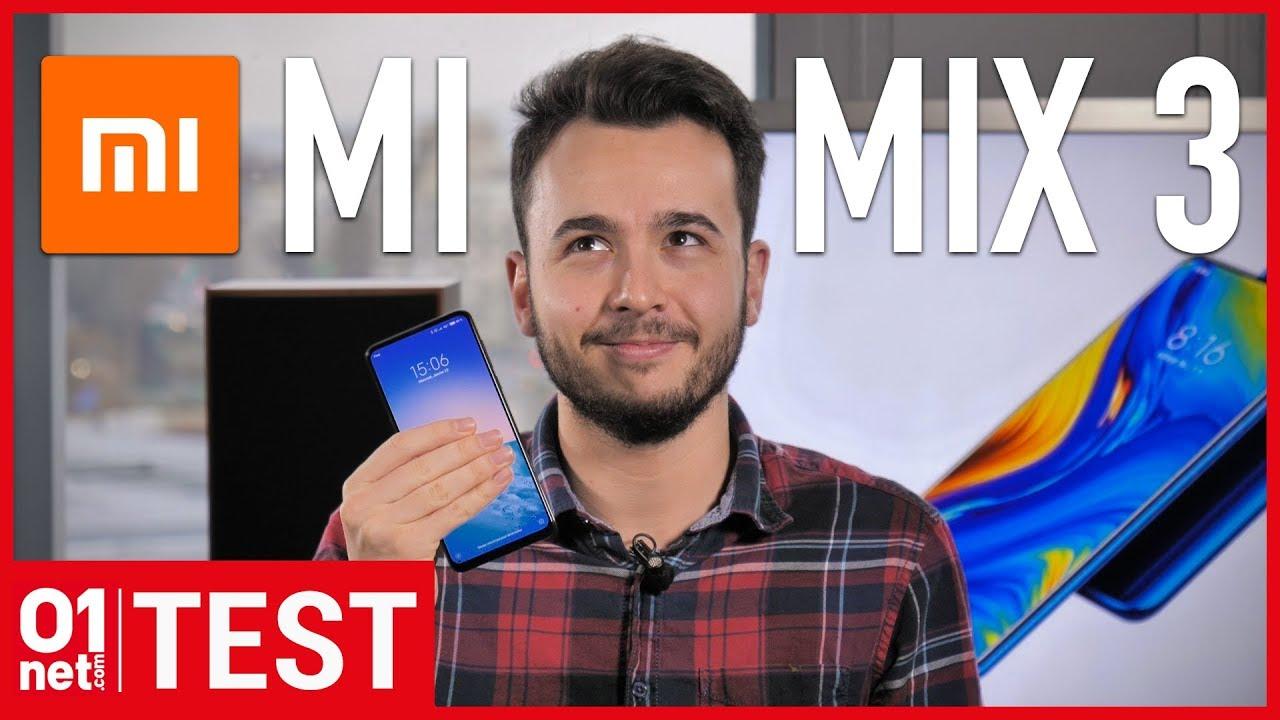 Test Xiaomi Mi Mix 3 : le coulissant est-il la solution ultime pour un écran borderless ?