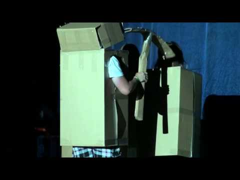[Aoi TV] In the world of Minecraft... 14/20 [Animatsuri 2011] [Cosplay]