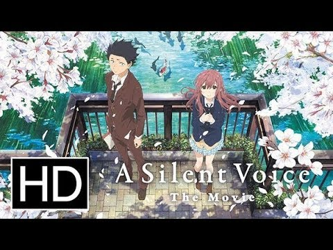 A Silent Voice (Koe No Katachi) English Dubbed 720p - Free Download