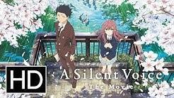 A Silent Voice (Koe no Katachi) English Dubbed 720p - Free Download