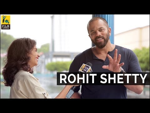 Interview with Rohit Shetty | Golmaal Again | Sneha Menon Desai