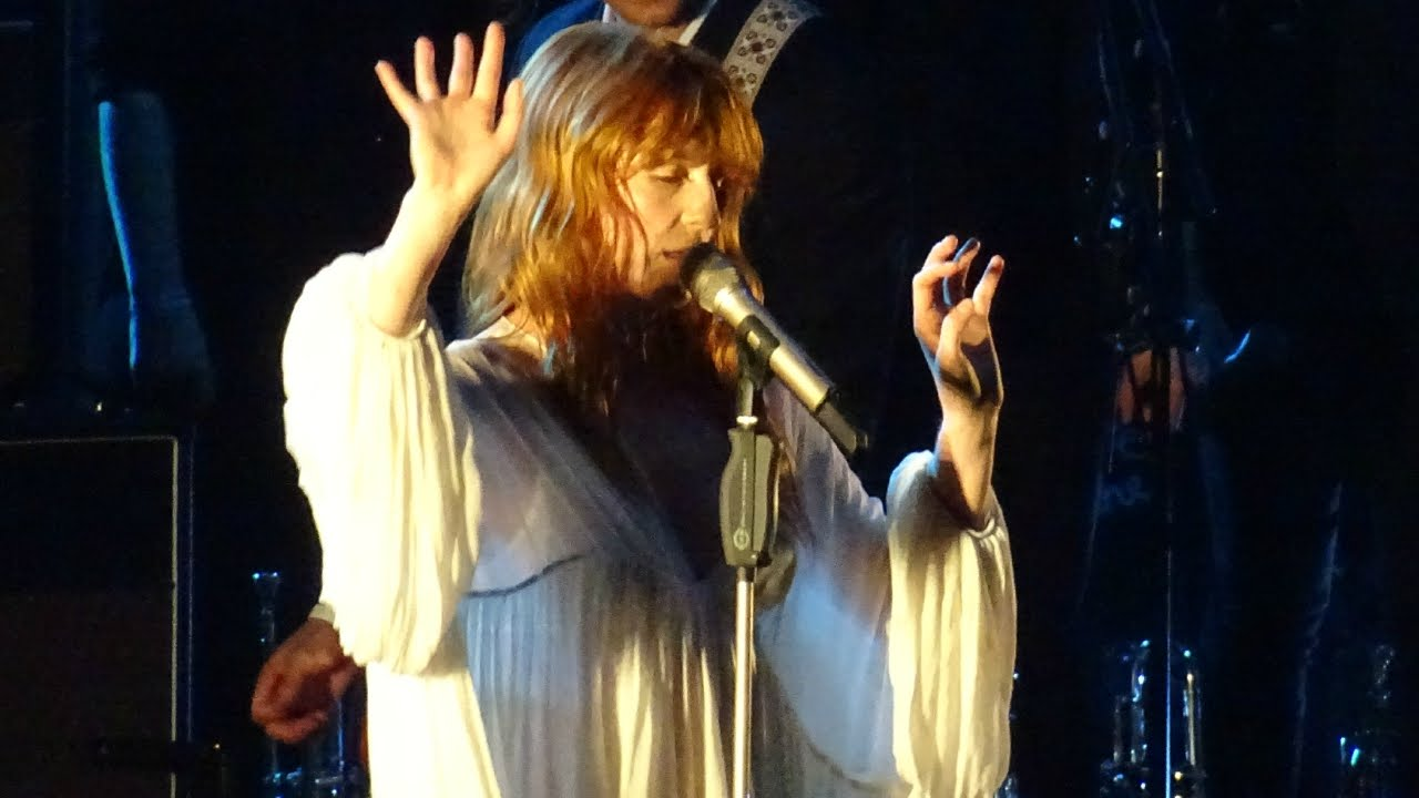 Florence + The Machine - Queen of Peace @ 2015 - YouTube