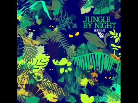 Jungle By Night - Afro Blue