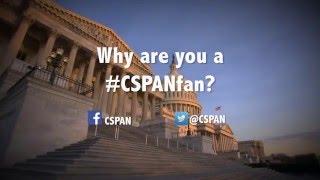 #CSPANfan