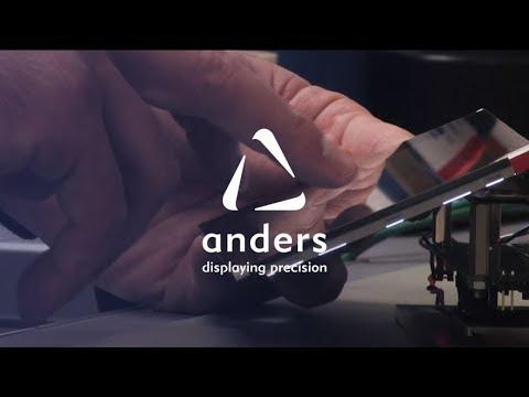 Business evolution keeps Anders on display