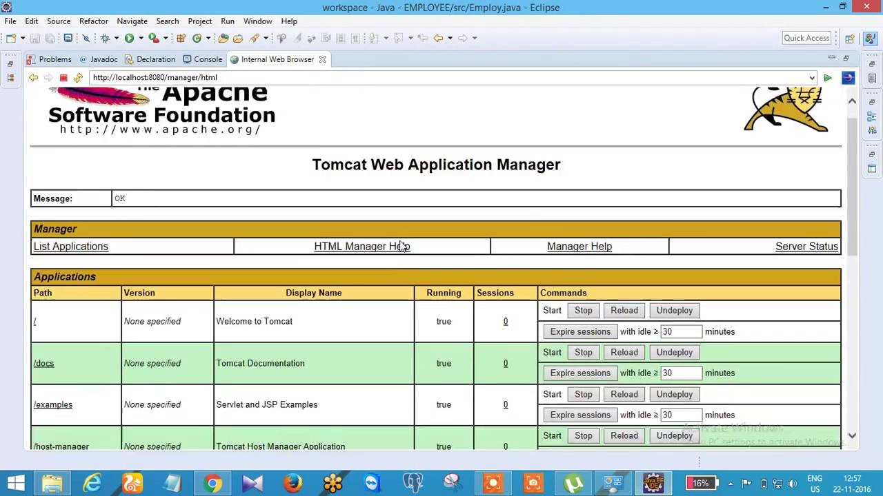 apache tomcat 9 download for windows 7 64 bit exe file