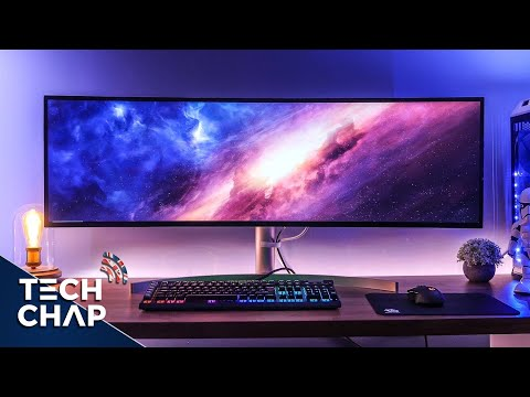 1 Month With LG's 5K 49-inch Ultrawide Monitor! | The Tech Chap