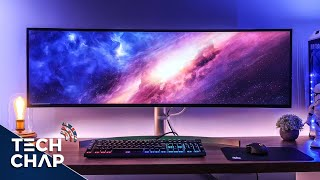 1 Month with LG's 5K 49-inch Ultrawide Monitor - I'm Switching! | The Tech Chap