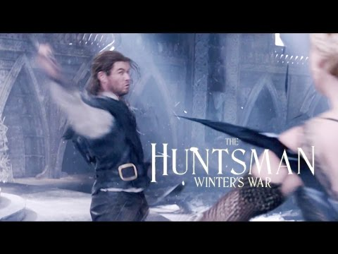 ตัวอย่างหนัง The Huntsman Winter's War (พรานป่าและราชินีน้ำแข็ง) ตัวอย่างสุดท้าย ซับไทย