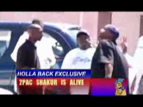 Tupac Shakur Is ALive? (video in Cuba)