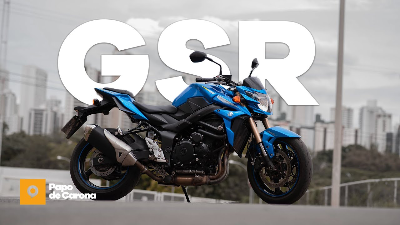 Download Suzuki GSR 750 - Review