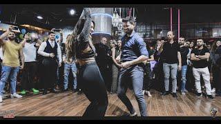 Daniel And Tom 4K@NEW!! Sensual Bachata Dance [Carita de Inocente]