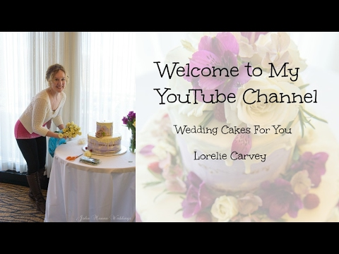 About Wedding Cakes For You YouTube Channel