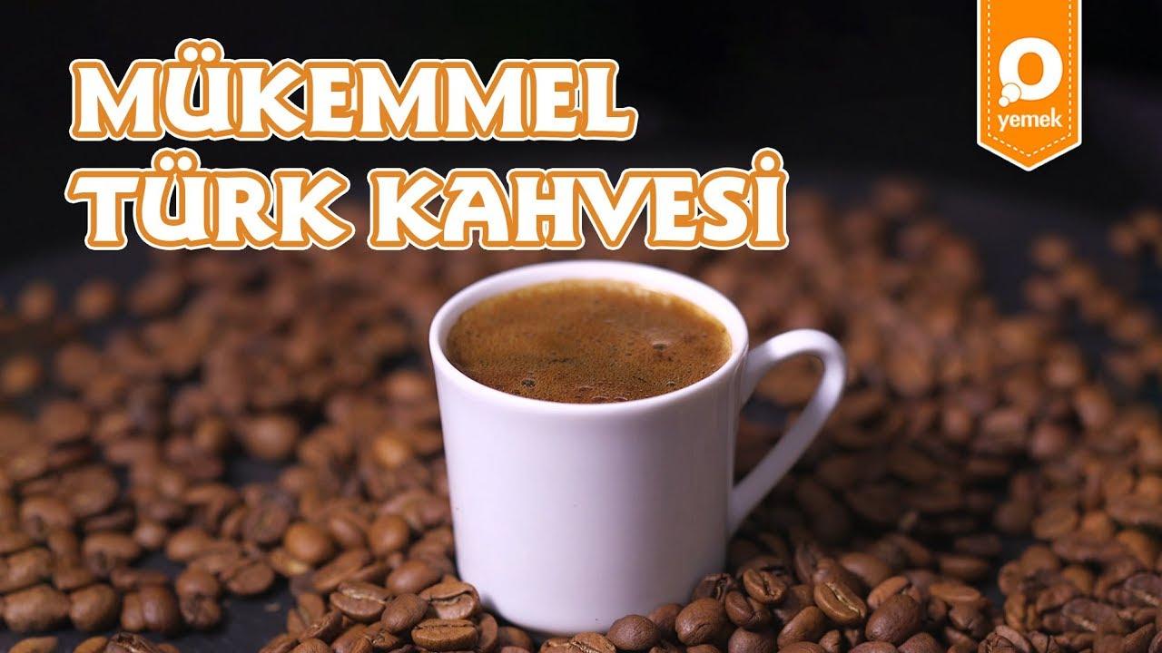 Mükemmel Türk Kahvesi Tarifi - Onedio Yemek - İçecek Tarifleri