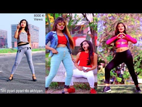 Teri Pyari Pyari Do Akhiyan   2019 Latest Song Video   By Samarat Editing