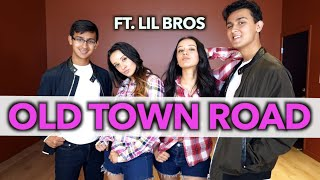 Old Town Road ONE HOUR Dance Challenge Ft. OUR LIL BROS!