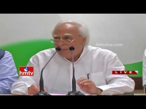 Kapil Sibal Counter Attacks Amit Shah Over Comments On Rahul Gandhi | Surgical Strikes | HMTV