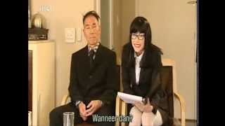 Ushi intervieuwd Greg Vaughan
