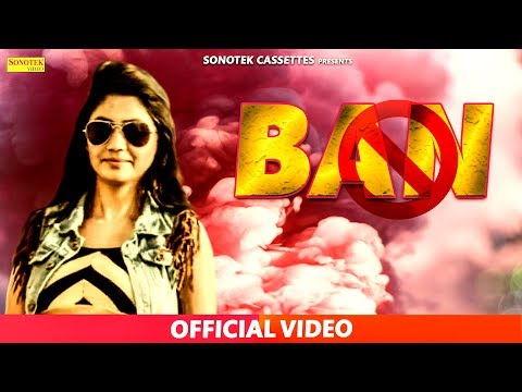 BAN || Shekhar Deswal & Mariya || DC Madana Ft. Kaka || Latest Haryanvi Song #Sonotek Cassettes