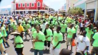 ONE FAMILY FANFARE LABOUR DAY 2014