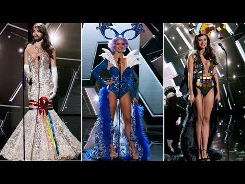 Miss Universe Best and Worst National Costume in History