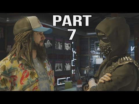 Watch Dogs 2 Walkthrough Part 7 Gameplay - Ray Kenny & Swelter Skelter