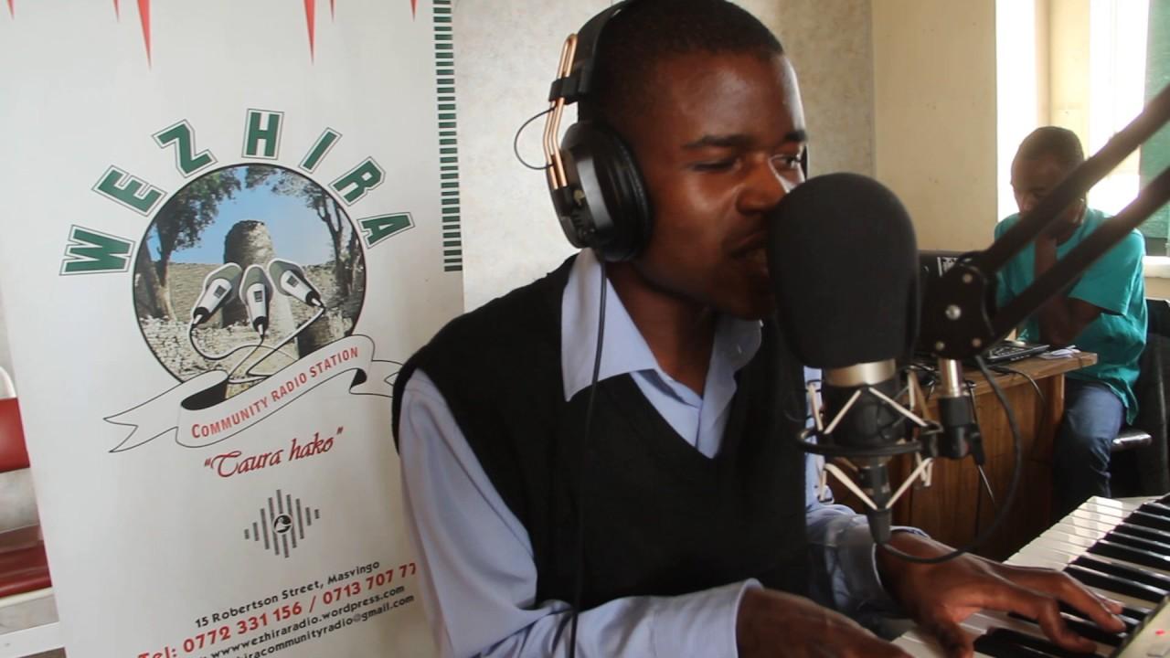 Download John Munodawafa live on Wezhira Community Radio