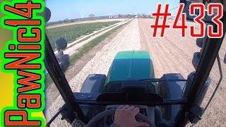 Przygotowania do siewu kukurydzy JD 6105MC Agro-Lift 2,7m - Życie zwyczajnego rolnikia #433