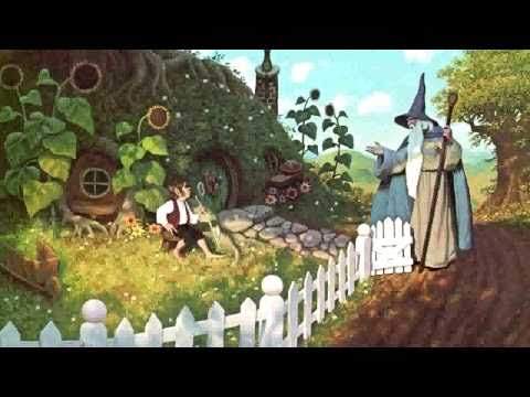 """The Village Square"" music inspired by the world of J.R.R.Tolkien"