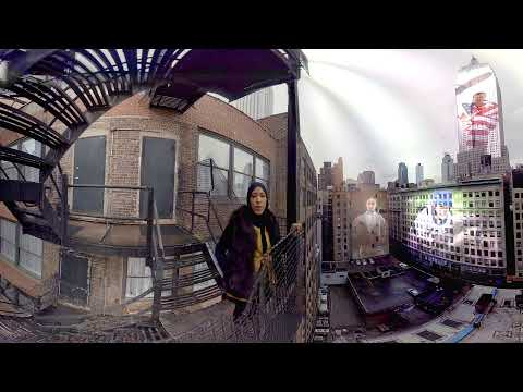 US Fencer Ibtihaj Muhammad's career in 360° VR | The Female Planet | Episode 4